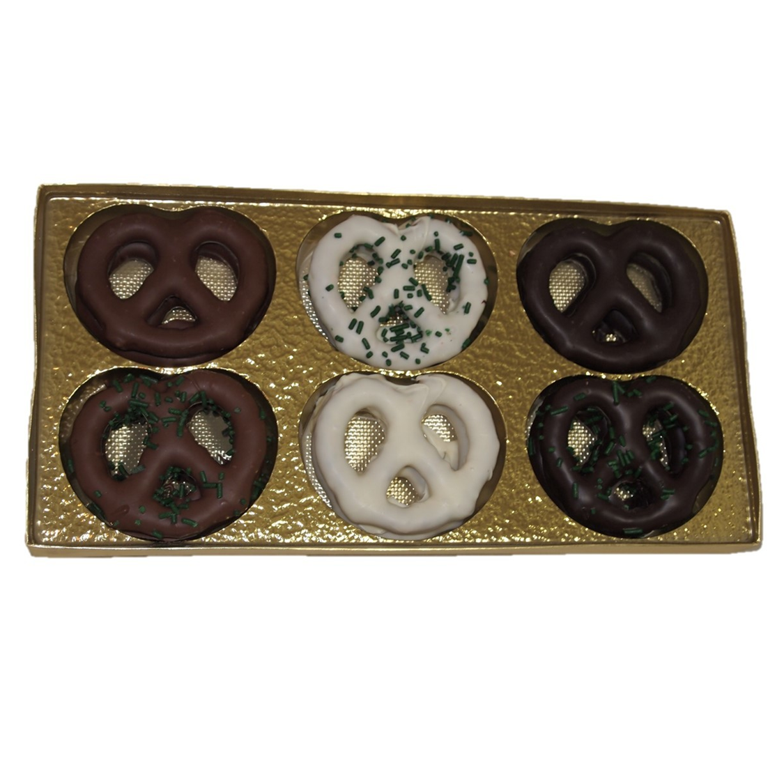 Miami Beach 12pc Holiday Pretzel Box