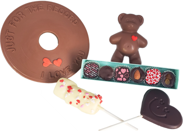 Valentines Chocolate Bundle
