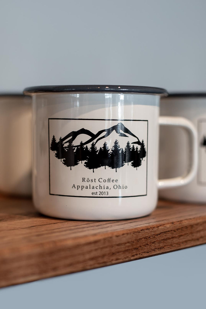 Appalachia Camp Mug