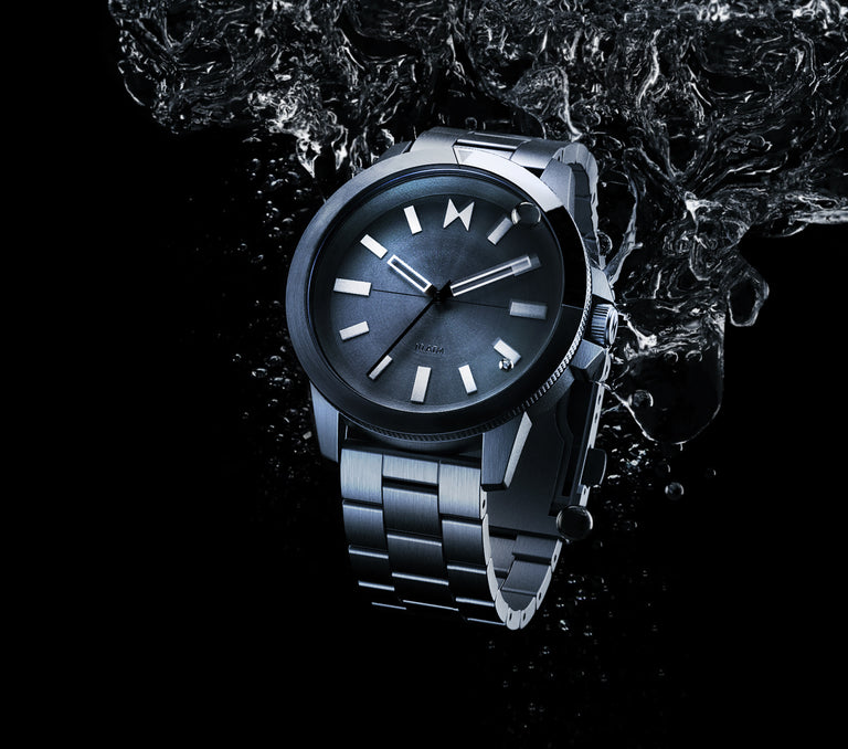 Minimal Sport a modern dive watch