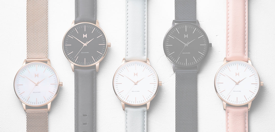5 Chic Watches Under $130