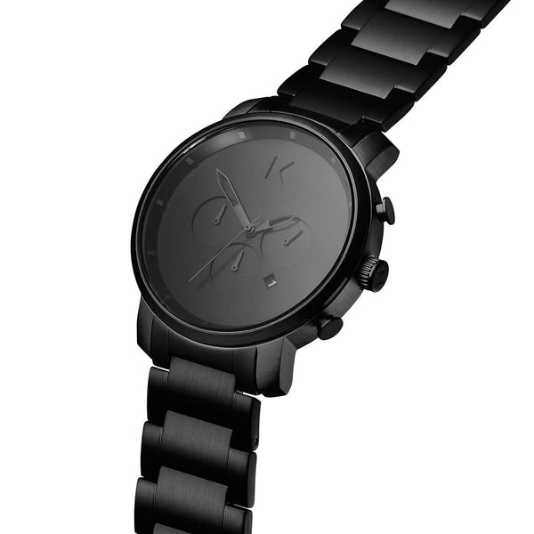 Chrono All Black