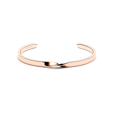 Twist Cuff Rose Gold