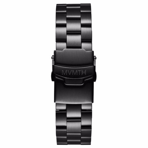Modern Sport - 20mm Steel Band black