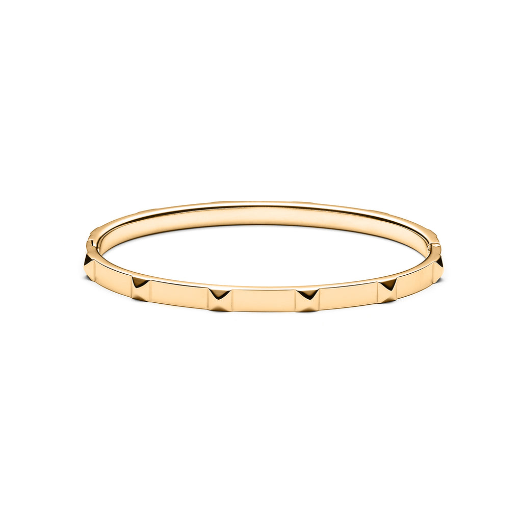 Stud Bangle Thin