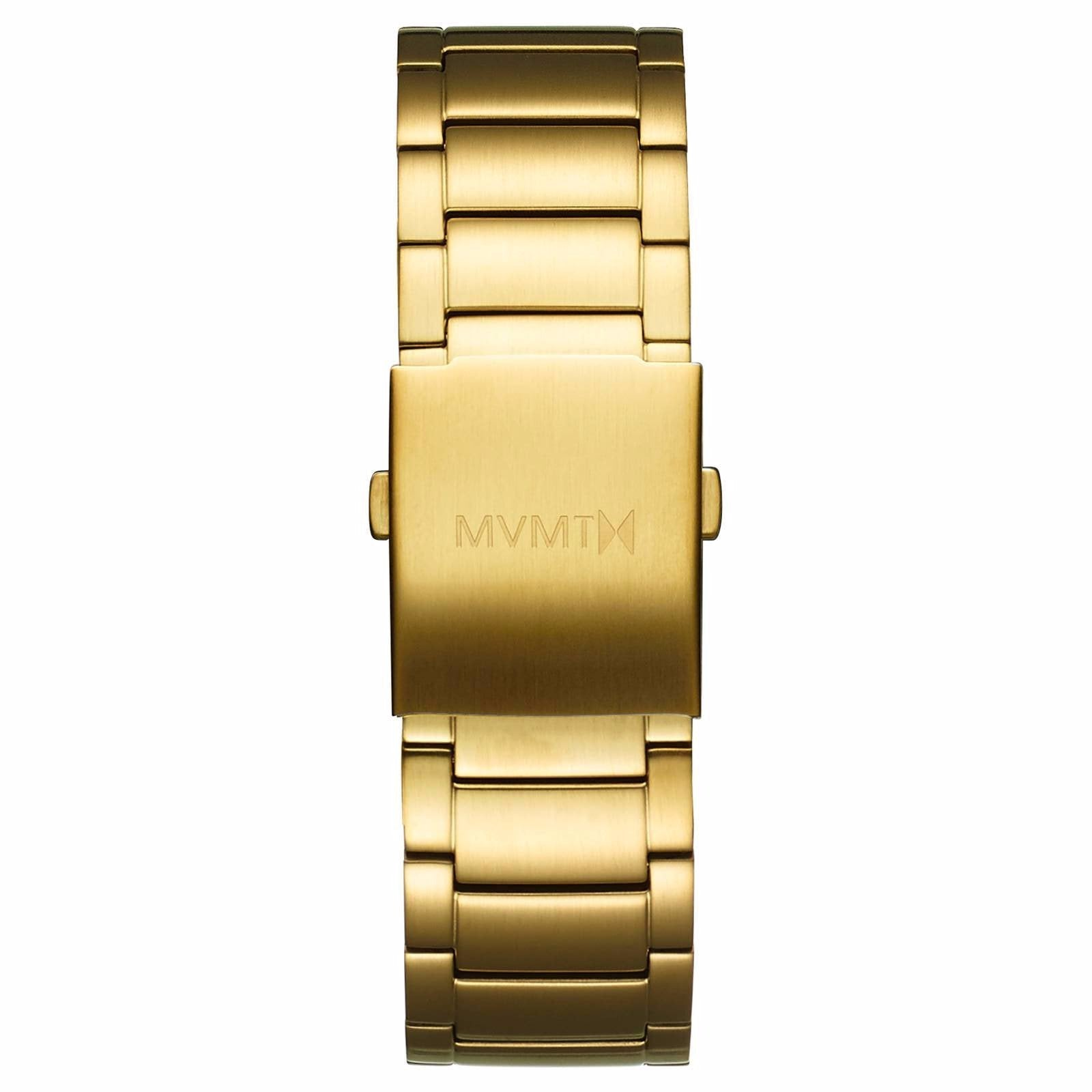 Classic - 24mm Steel Band - gold