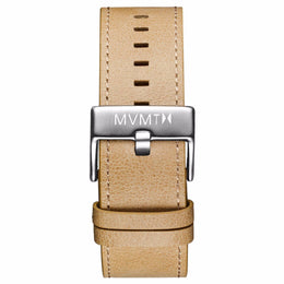 Classic - 24mm Sandstone Leather