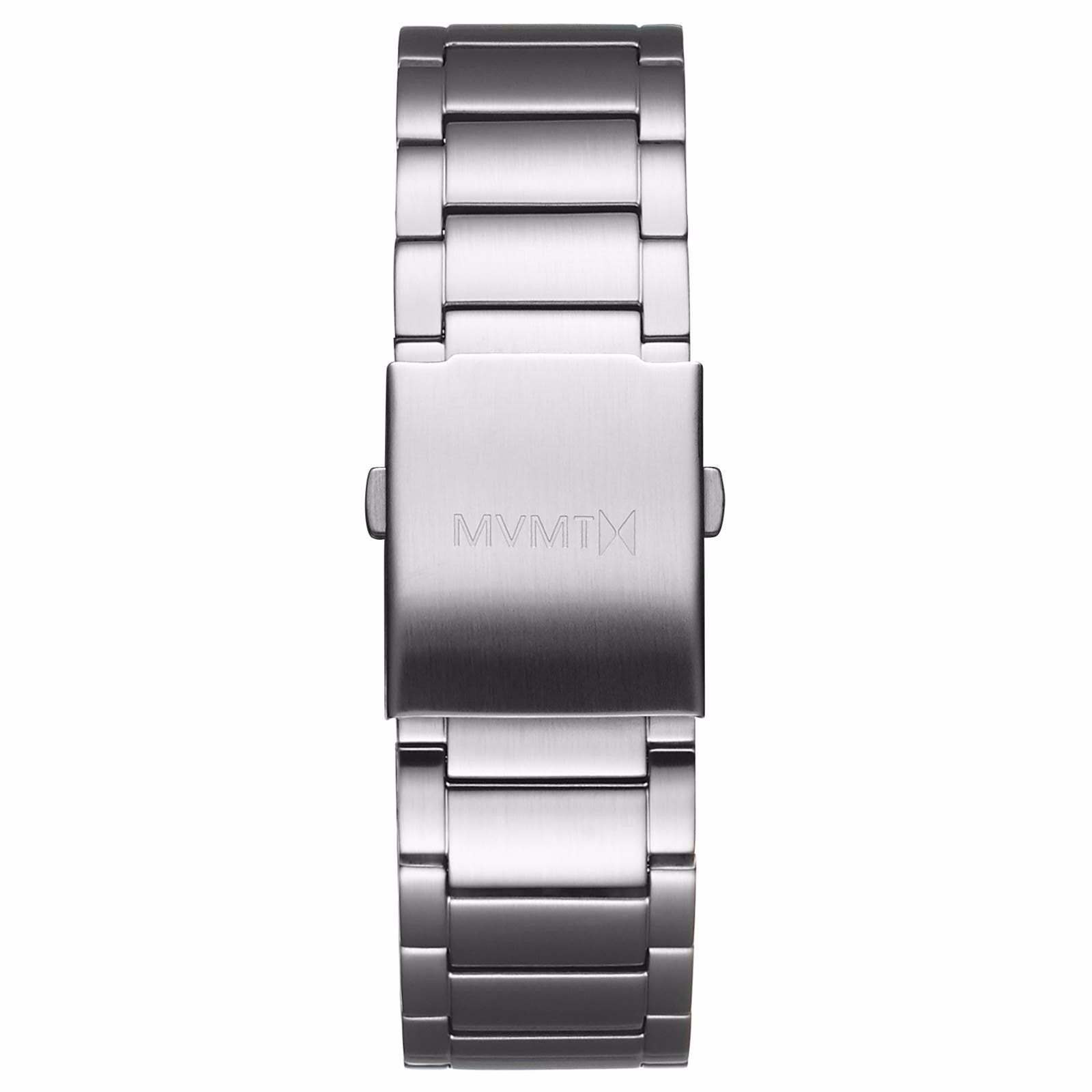 Classic - 24mm Steel Band - silver