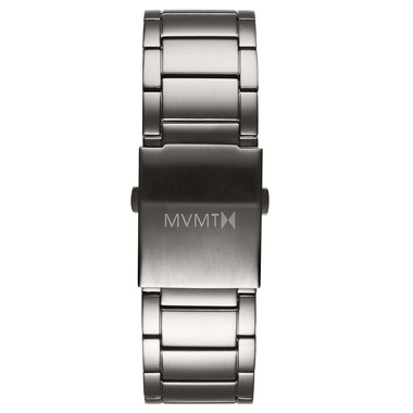 Classic - 24mm Steel Band Grey