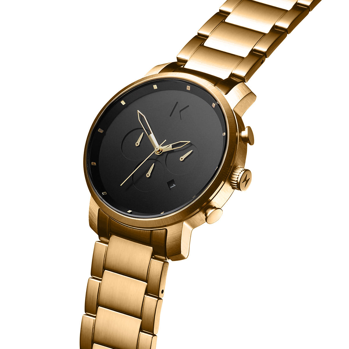 Chrono Black Gold Link