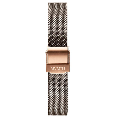 MOD - 12mm Mesh Band taupe rose gold