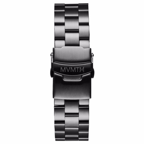 Modern Sport - 20mm Steel Band gunmetal