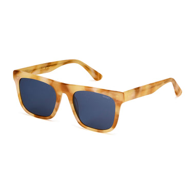 Highball Blonde Tortoise/Dark Blue