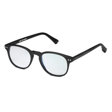 Hyde Clear Black + Clear Lens