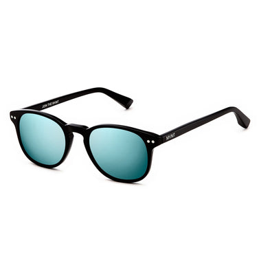 Hyde Polarized Pure Black/Crystal Mirror