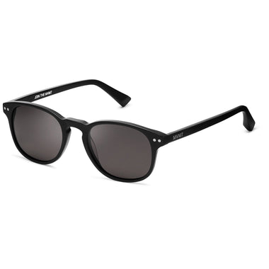 Hyde Polarized Matte Black/Dark Grey Lenses