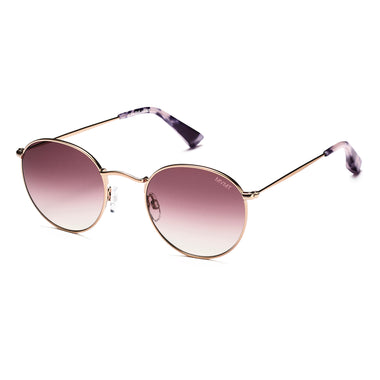 Icon Polarized Rose Gold/Rose Gradient Lenses