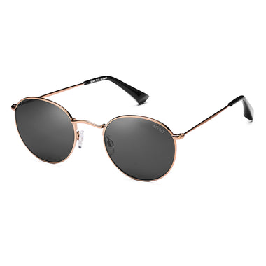 Icon Polarized Rose Gold/Grey Lenses