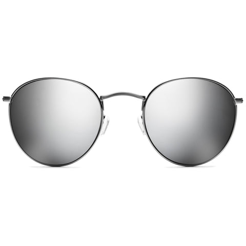 Icon Polarized Silver/Silver Mirror Lenses