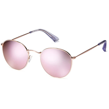 Icon Polarized Rose Gold/Rose Mirror Lenses