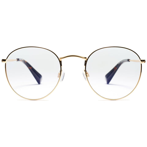 Gold/Clear Lenses