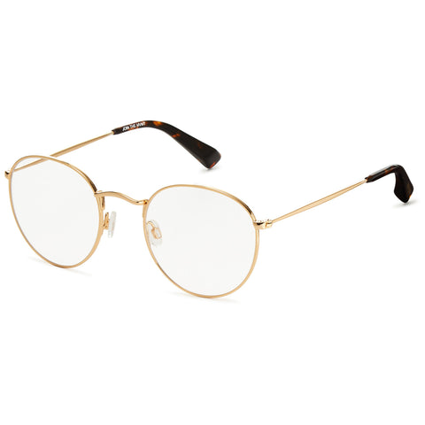 hover_Gold/Clear Lenses