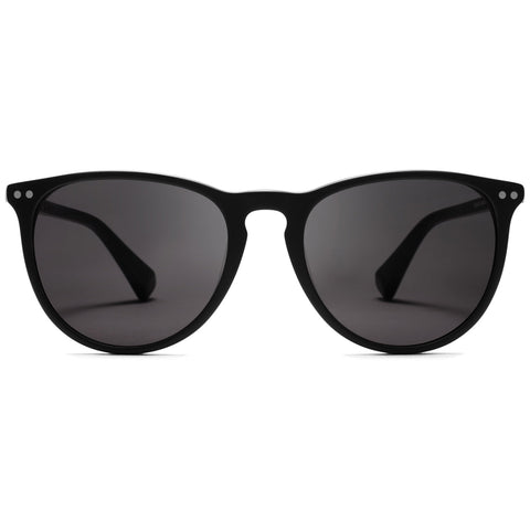Ingram Polarized Matte Black/Dark Grey Lenses
