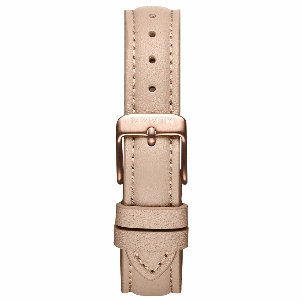 Nova - 16mm Nude Leather