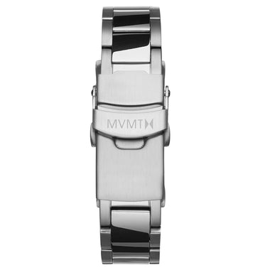 Signature II - 16mm Steel Band Silver