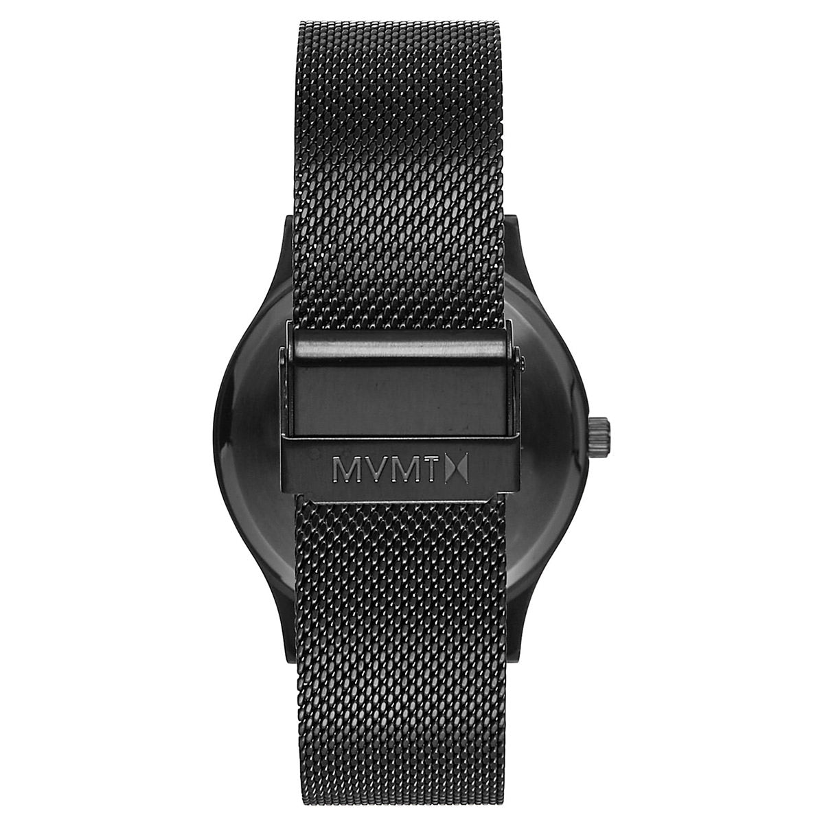 The 40 - Gunmetal Mesh