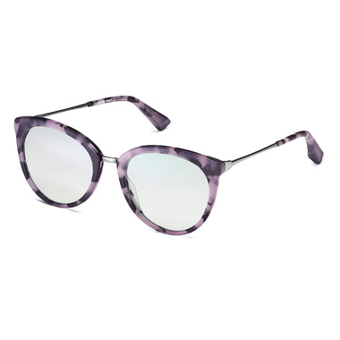 Muse Clear Matte Muave Tortoise/Clear