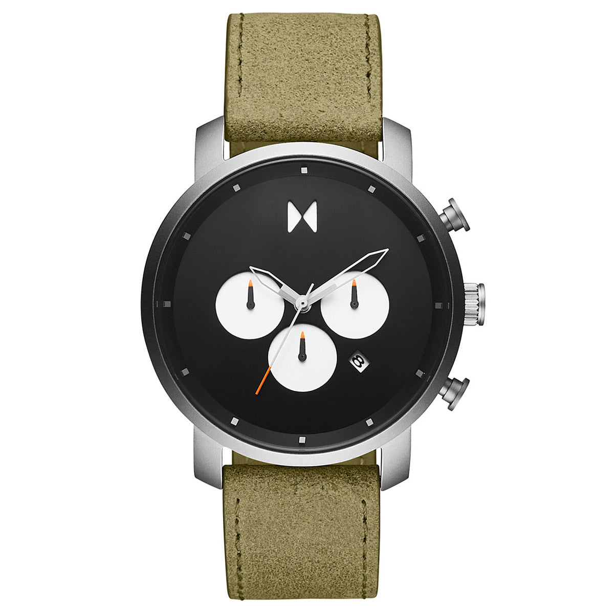 Chrono Moss Green