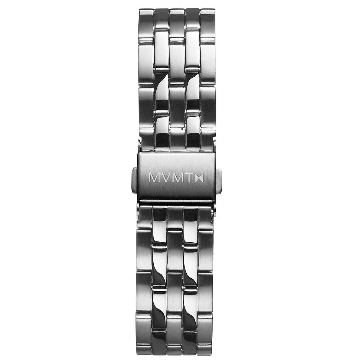 Signature Square - 16mm Steel Band