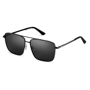 Navigator Polarized Matte Black/Grey