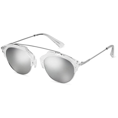 Nightowl Clear/Silver Mirror Lenses
