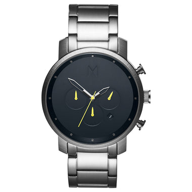 Chrono Black Yellow