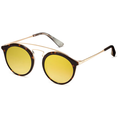 Prodigy Tiger Tortoise/Gold Mirror Lenses