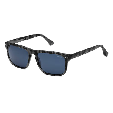 Reveler Polarized Matte Sharkskin Grey/Dark Blue