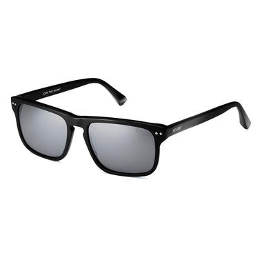 Reveler Polarized Pure Black/Silver Flash