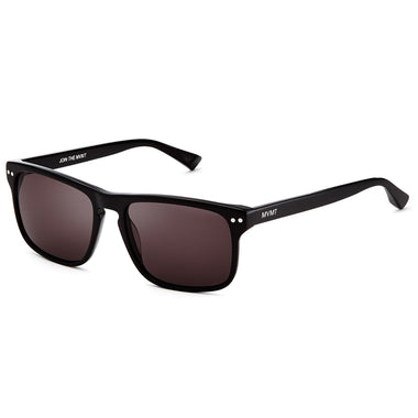 Reveler Polarized Pure Black