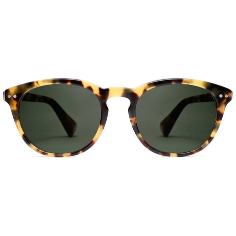 Rio Polarized Burnt Honey Tortoise
