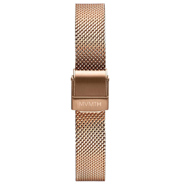 MOD - 12mm Mesh Band rose gold