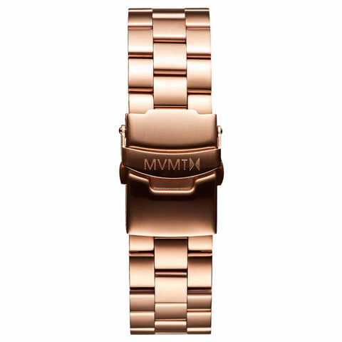 Modern Sport - 20mm Steel Band rose gold