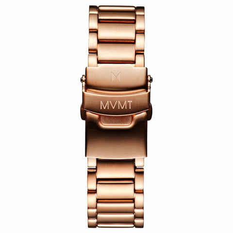40 Series - 20mm Steel Band rose gold