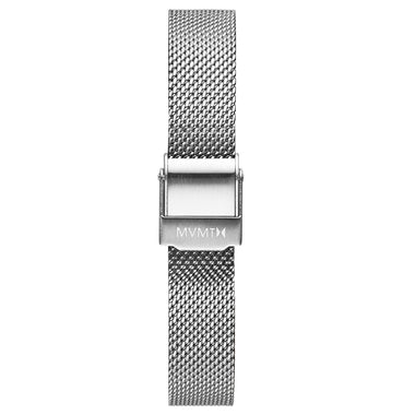 MOD - 12mm Mesh Band silver