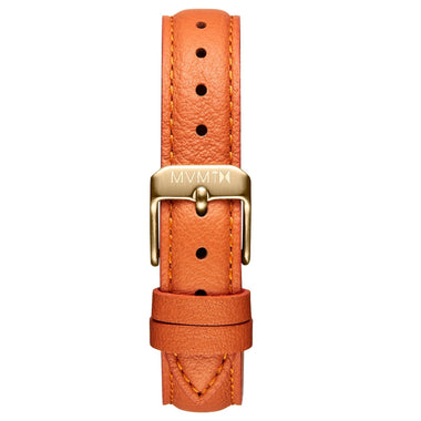 Nova - 16mm Orange Leather