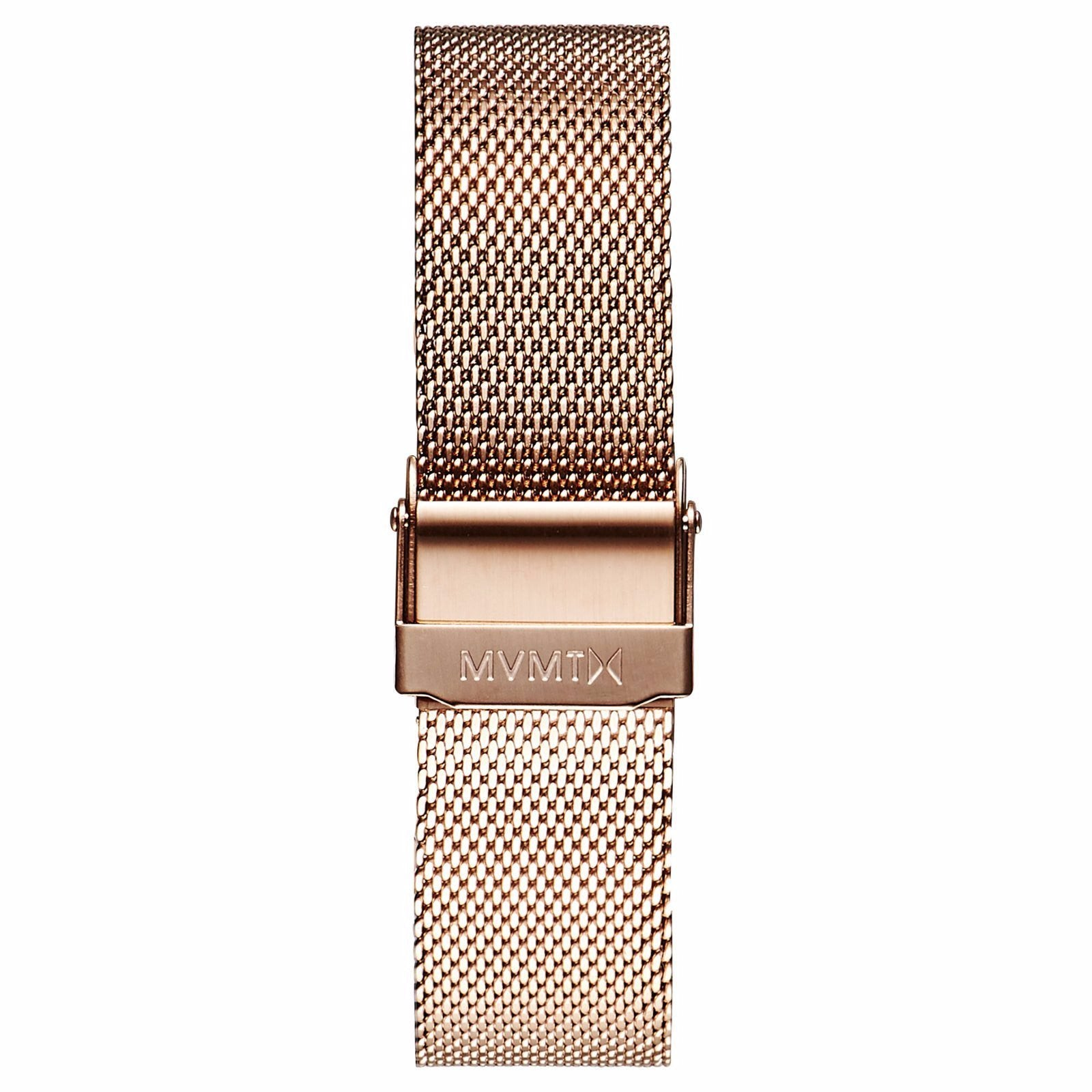 Boulevard - 18mm Mesh Band - rose gold