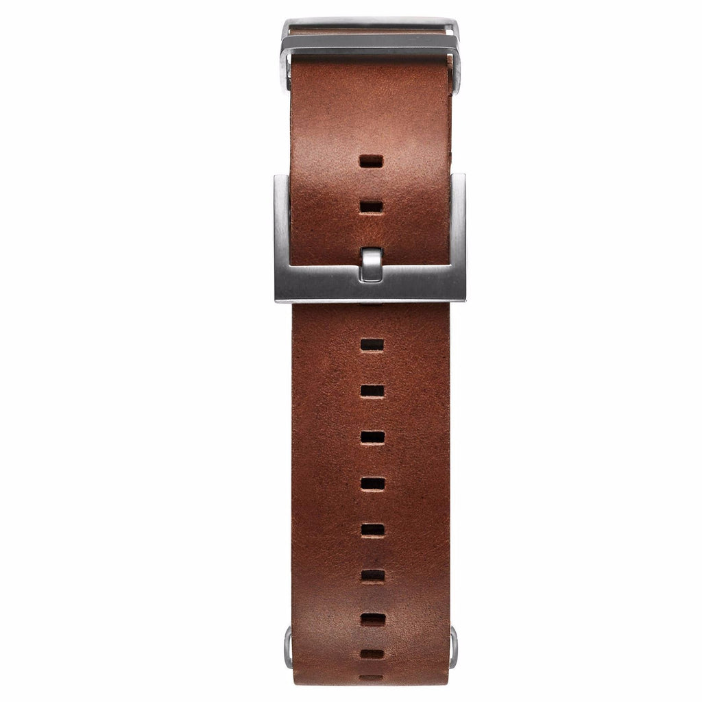 Voyager - 21mm Tan Leather