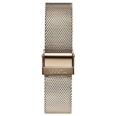 Boulevard - 18mm Mesh Band Titanium