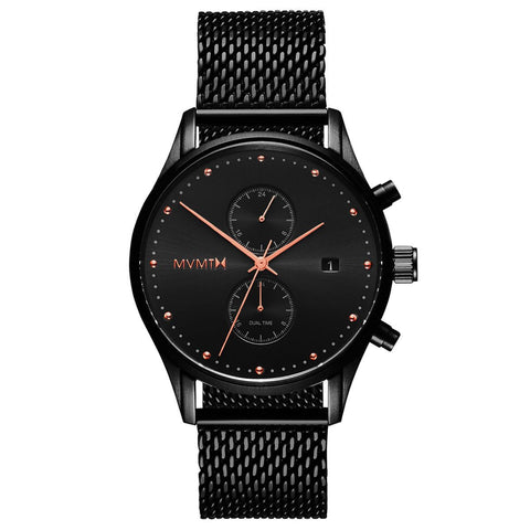 men s watches by mvmt affordable watches for men slate black rose